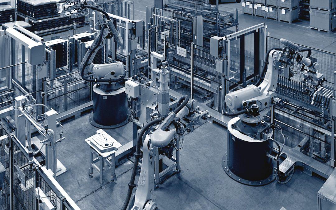 Vollautomatische Fügeanlage ohne Werker-Maschinenbedienung
